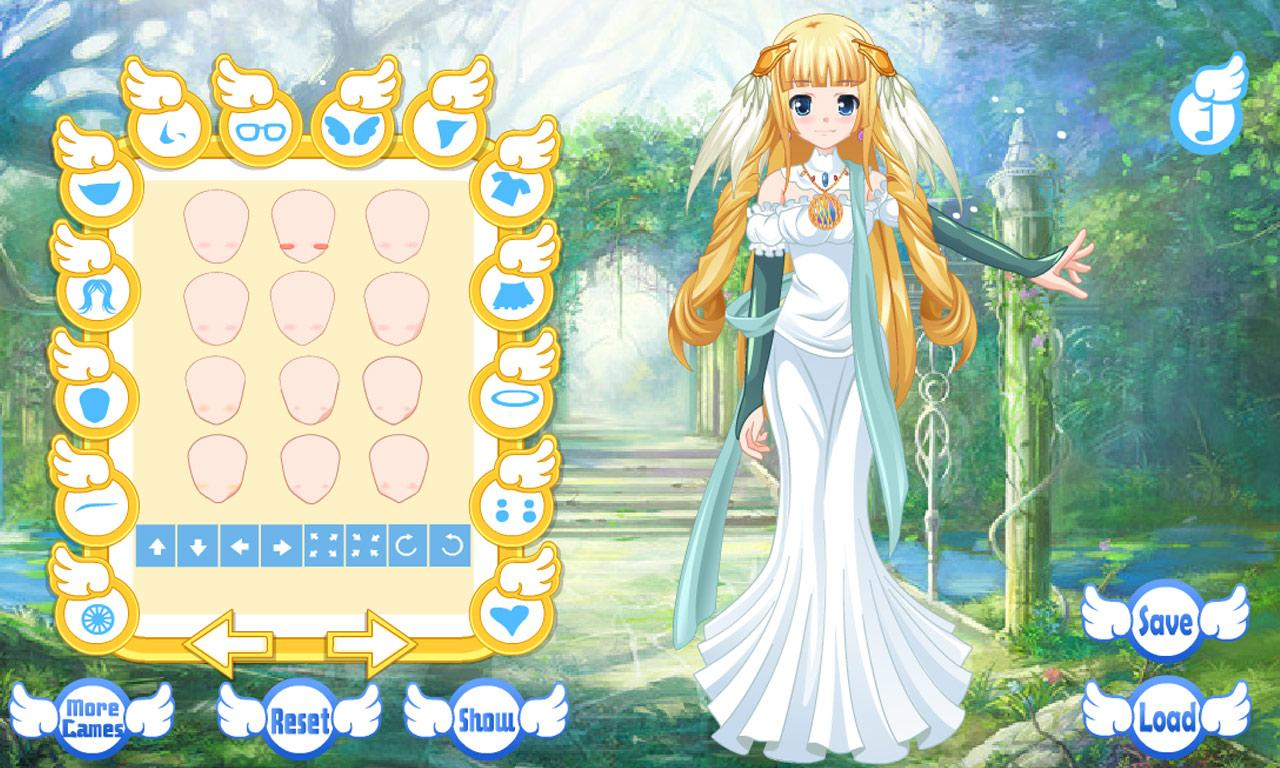 Dress up angel avatar anime games app ranking and store data app annie
