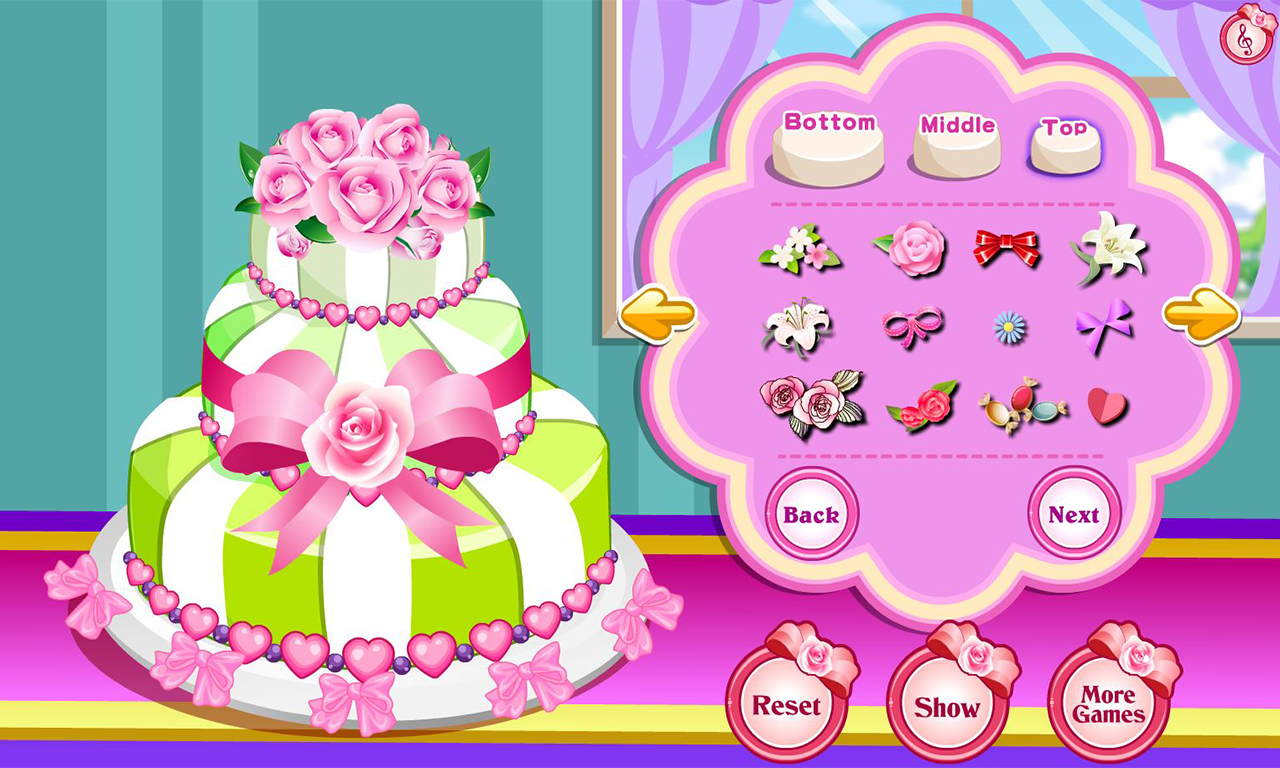 Rose Wedding Cake Game App Ranking And Store Data App Annie