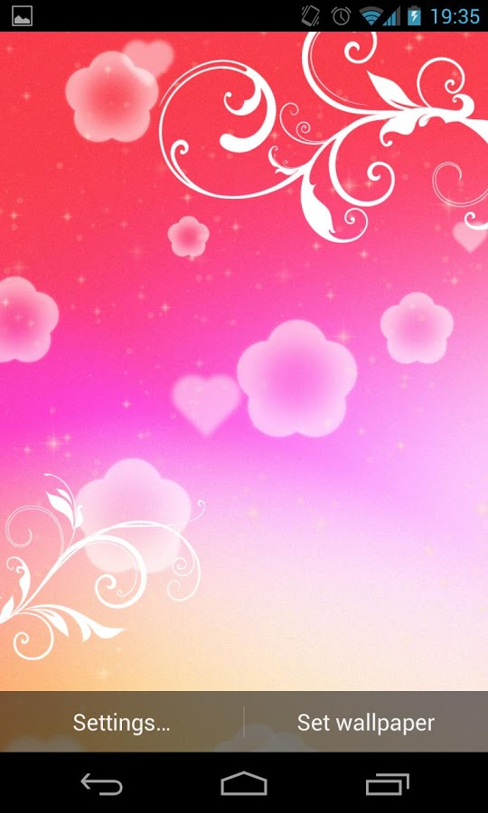 Heart Live Wallpaper Free App Ranking And Store Data App Annie