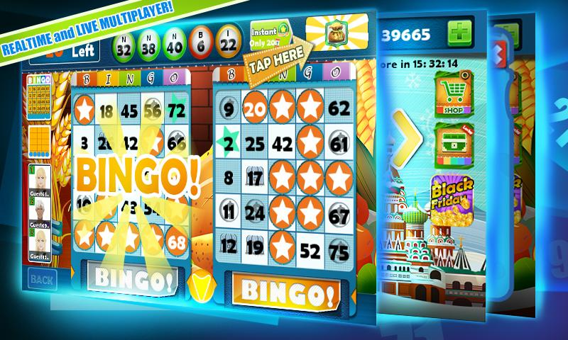 Bingo Fever - Free Bingo Game - Android Mobile Analytics and App Store Data