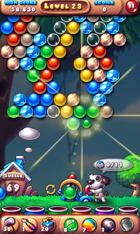 Bubble Bird Rescue - Android Mobile Analytics and App Store Data