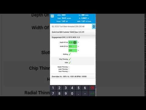FSWizard Pro Machinist Calc App Ranking and Store Data | App Annie