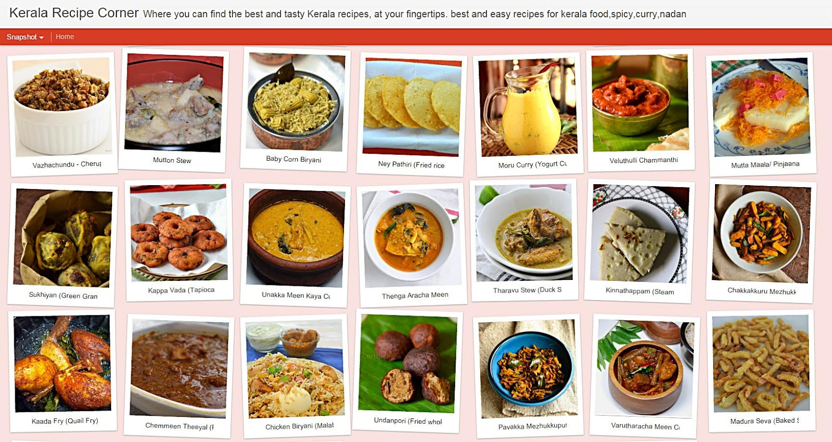 Kerala recipe corner app ranking and store data app annie app description a collection of authentic kerala food recipes forumfinder Image collections