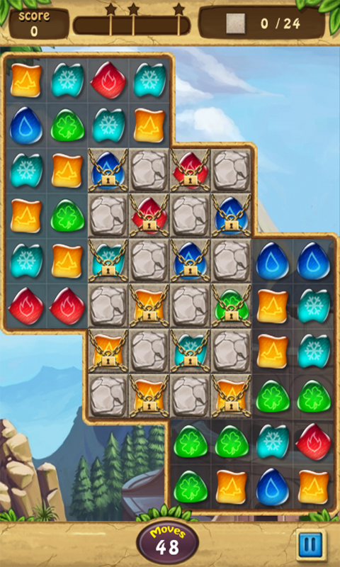 Gems Journey - Android Mobile Analytics and App Store Data