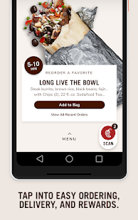 Chipotle App Ranking and Store Data | App Annie