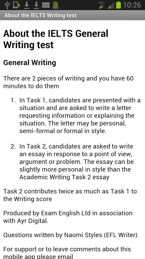 ielts writing essays answers Ielts writing task 2 the introduction should tell the examiner what the rest of the essay is about and also answer essay correction service ielts writing.