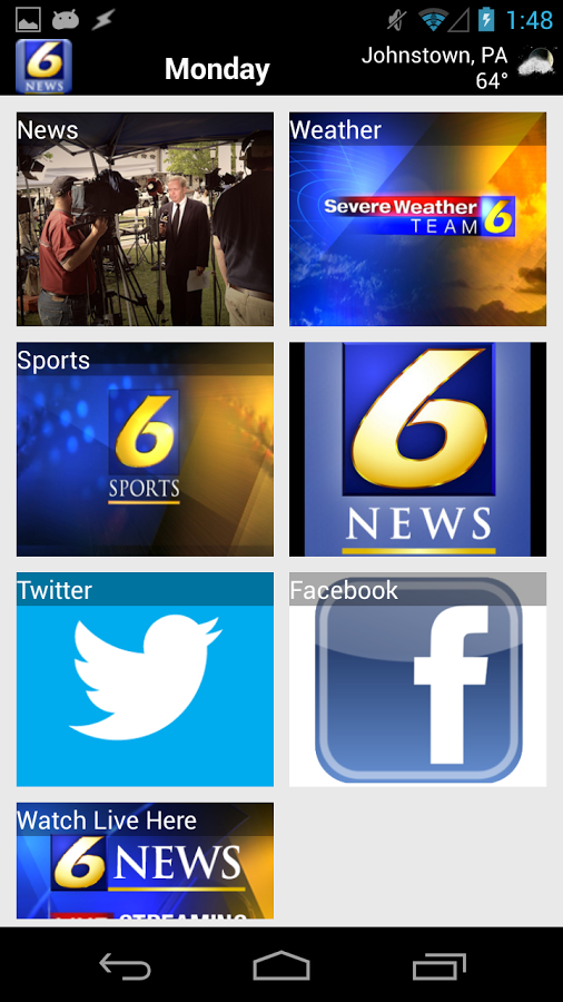 WJAC - Android Mobile Analytics and App Store Data