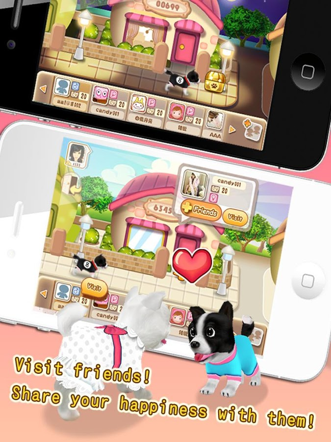 Hi! Puppies♪ - Android Mobile Analytics and App Store Data
