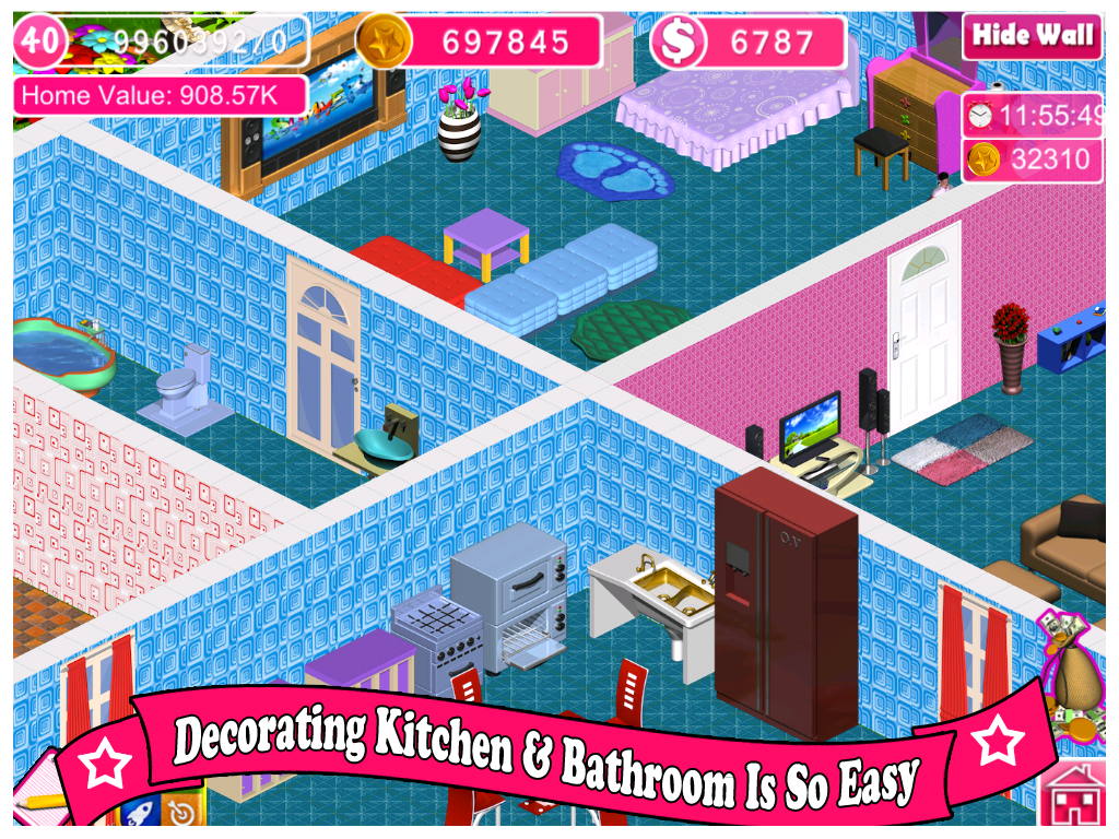 design my dream bedroom games ideas - Design My Bedroom Games