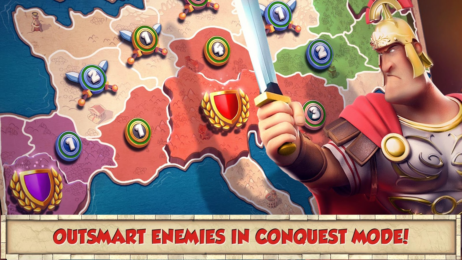 Total Conquest - Android Mobile Analytics and App Store Data