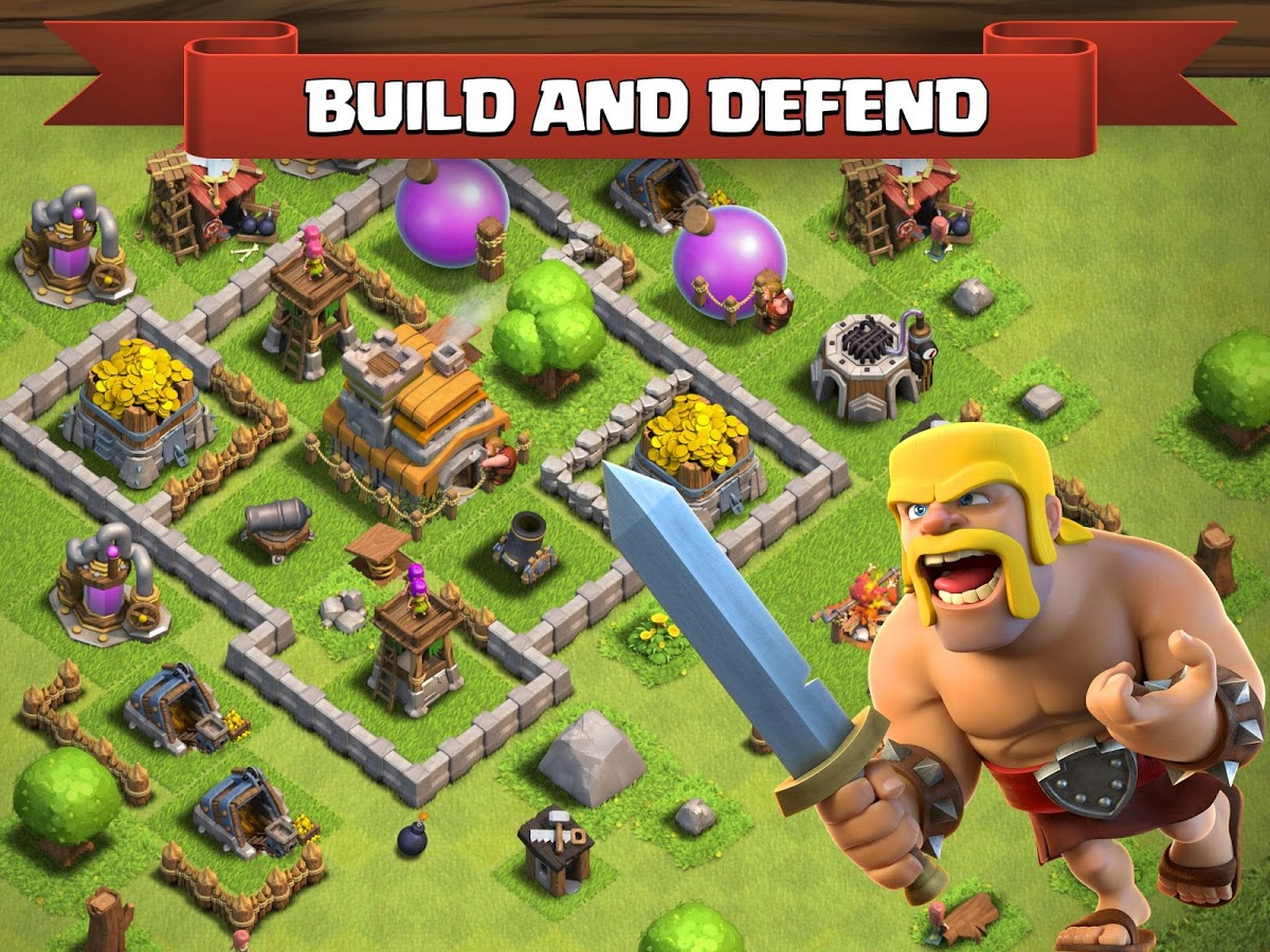 Clash of Clans - Android Mobile Analytics and App Store Data