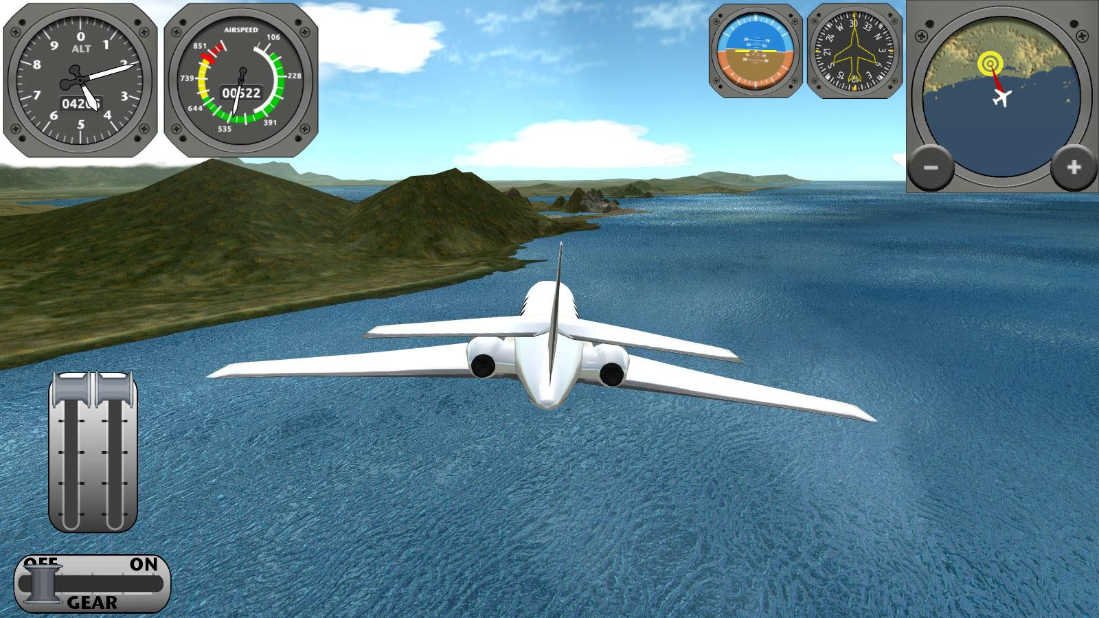 Flying Simulator Games Online Free Play | Games World