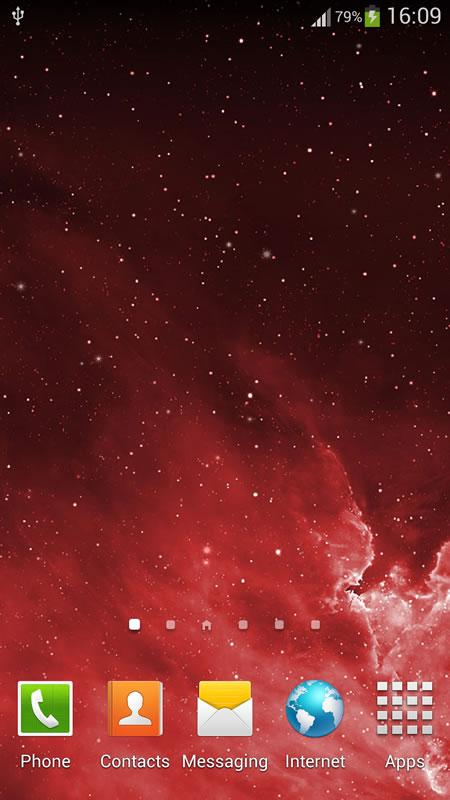 Galaxy Parallax Live Wallpaper - Android Mobile Analytics and App Store Data