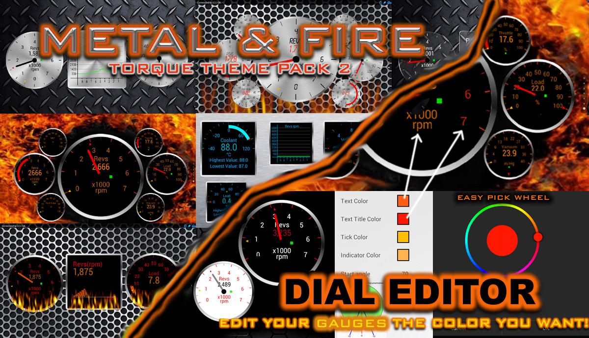 Torque Theme Pack 2 (OBD 2) App Ranking and Store Data | App