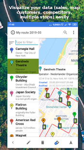 Multi Stop Route Planner App Ranking and Store Data | App Annie