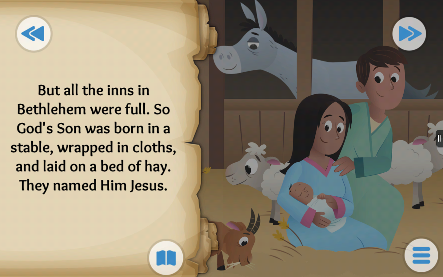 Bible for Kids - Android Mobile Analytics and App Store Data