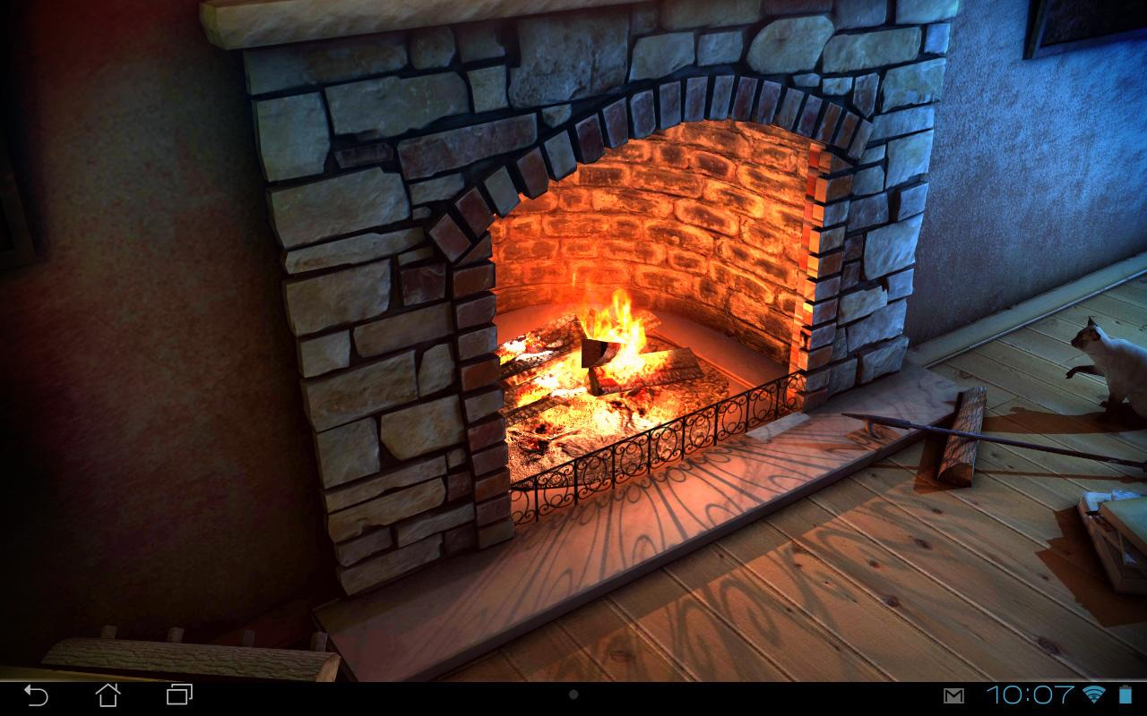 Fireplace 3D Pro lwp App Ranking and Store Data | App Annie
