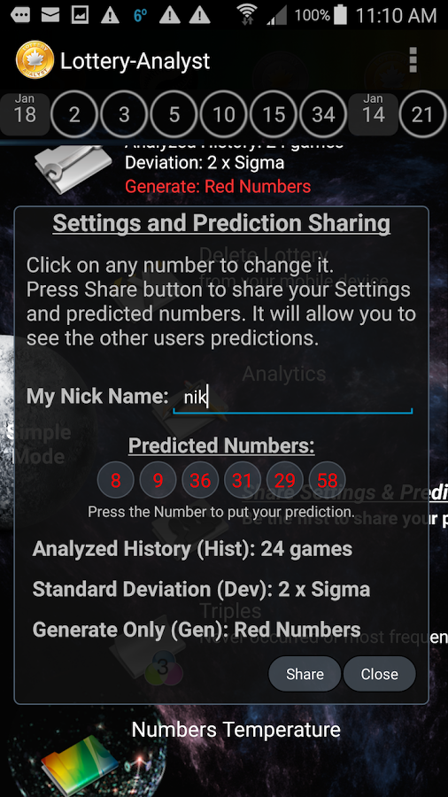 Lottery-Analyst App Ranking and Store Data | App Annie