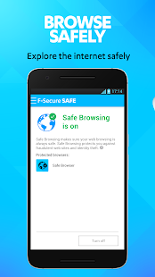 SAFE Internet Security & Mobile Antivirus App Ranking and