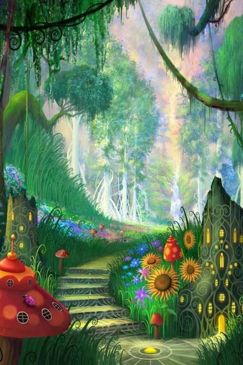 The Most Beautiful Backgrounds Of Dream World