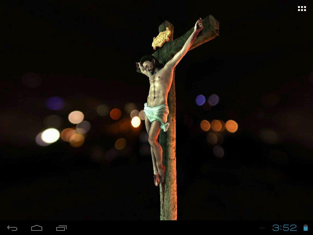 3D Jesus Christ Live Wallpaper App Ranking And Store Data