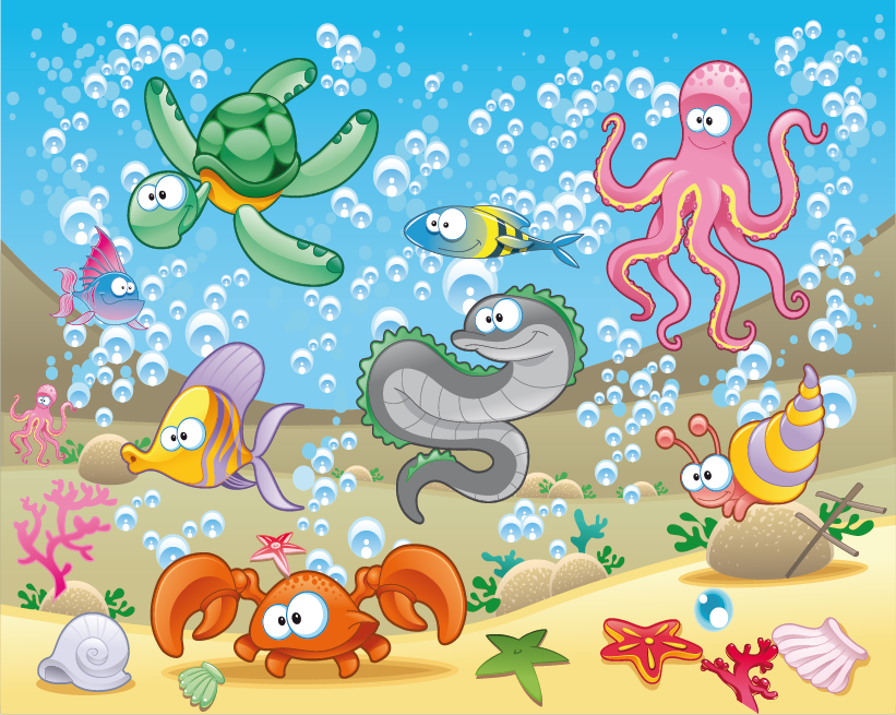 Kid Sea Animals Hidden Objects App Ranking and Store Data ...