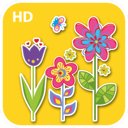 Flower Coloring Pages App Ranking And Store Data