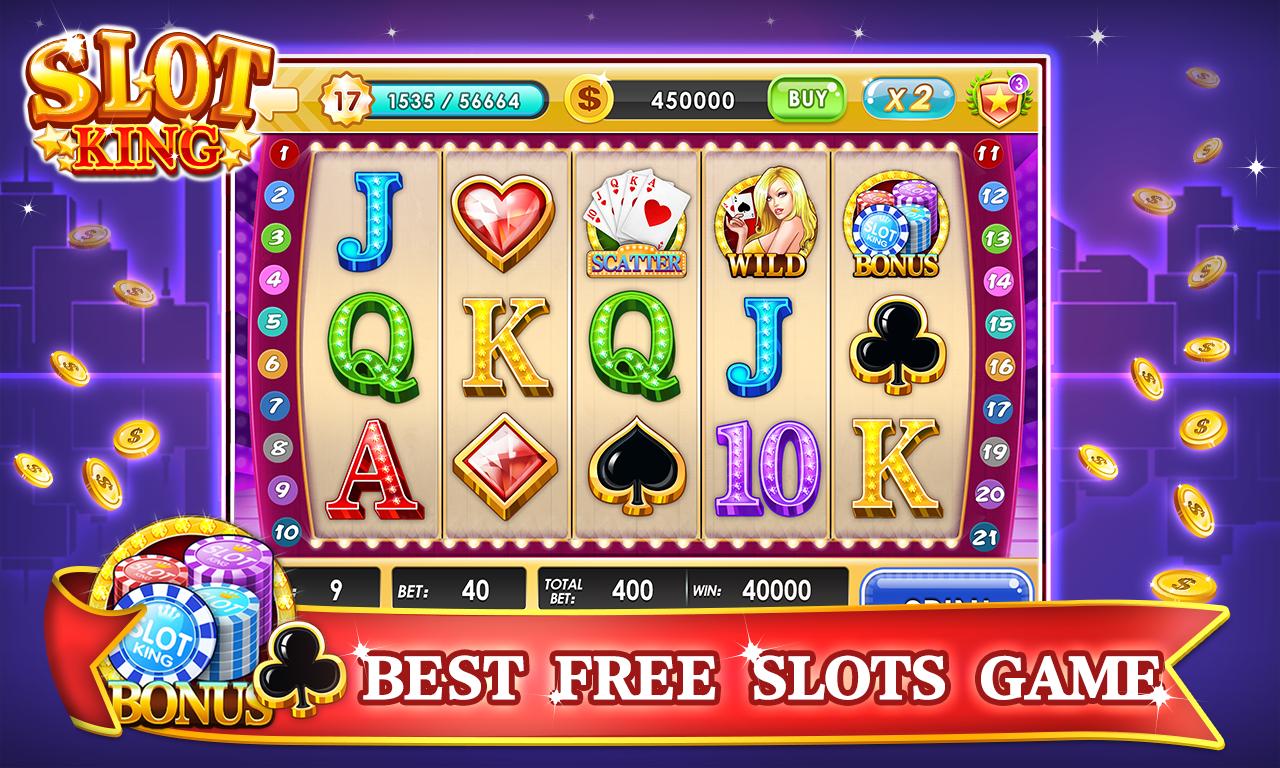 free slots you