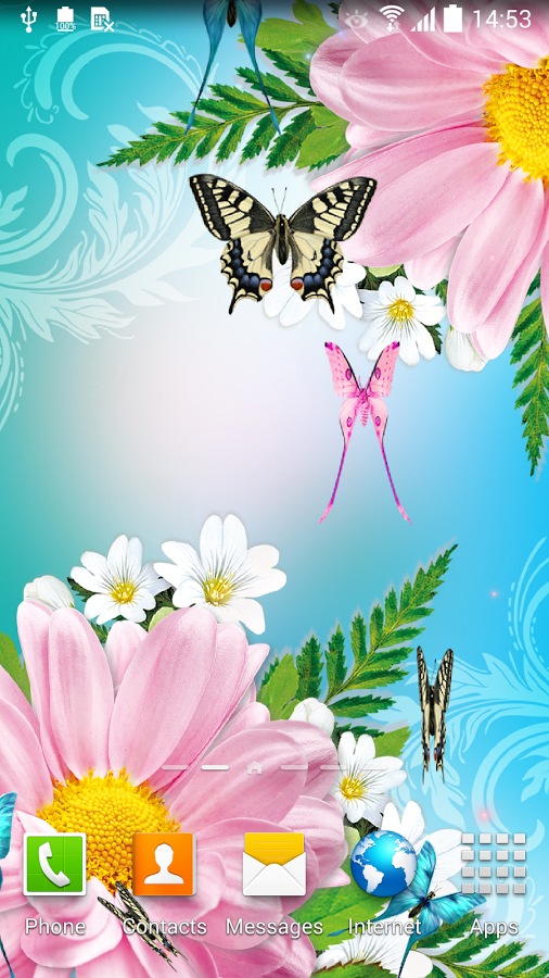 Butterflies Live Wallpaper App Ranking And Store Data App Annie