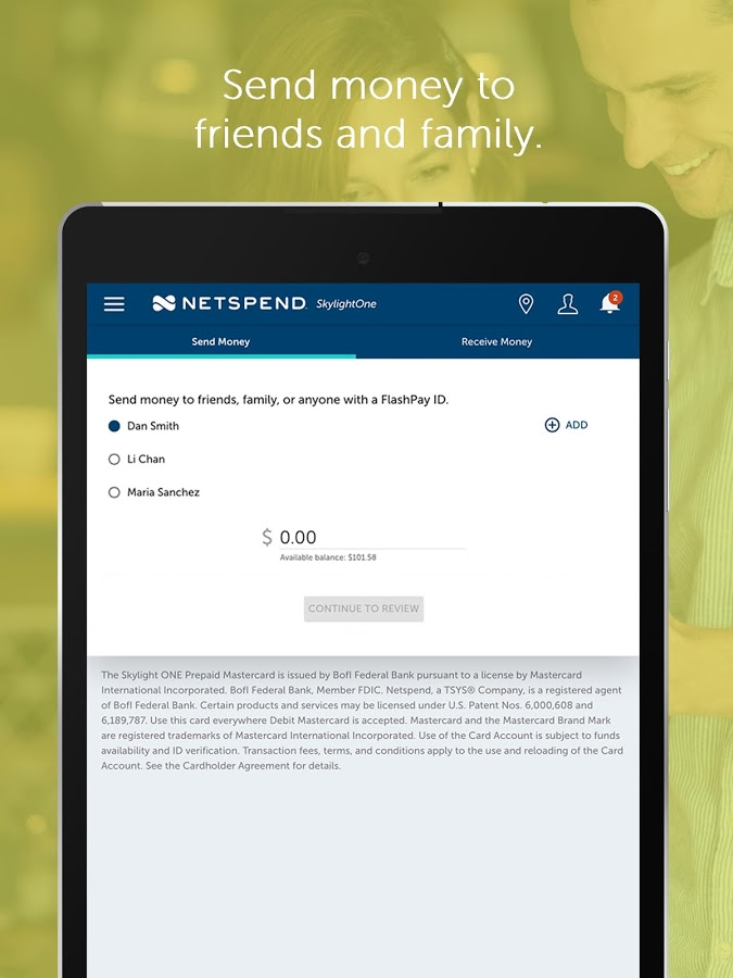 Netspend Skylight ONE App Ranking and Store Data | App Annie
