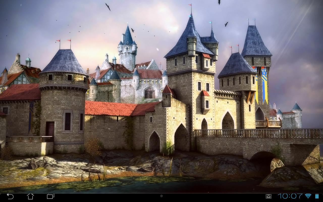 Castle 3d free live wallpaper app ranking and store data app annie voltagebd Choice Image