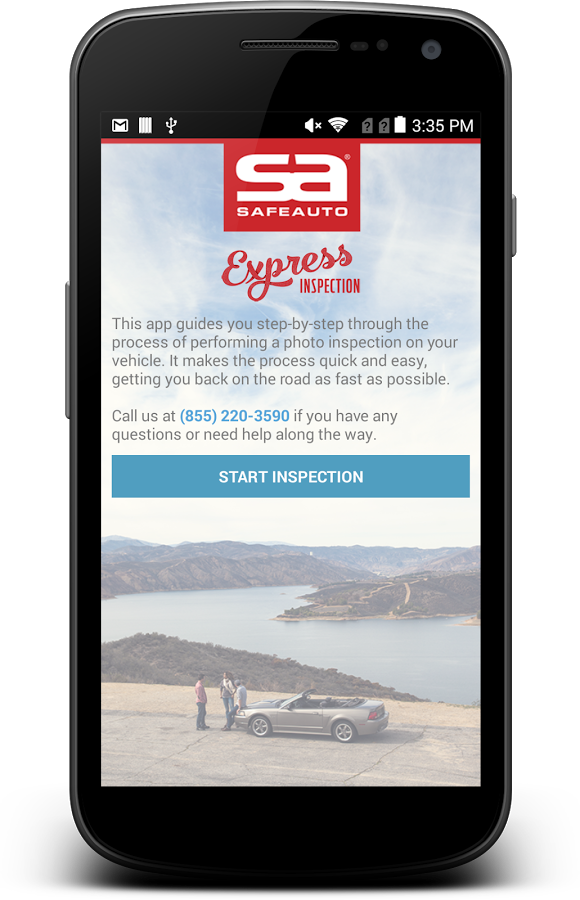 Safe Auto Phone Number >> Safe Auto Express Inspection App Ranking And Store Data App Annie
