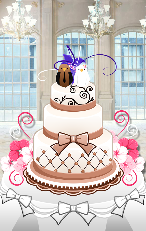 Wedding cake decoration app ranking and store data app annie app description junglespirit Image collections