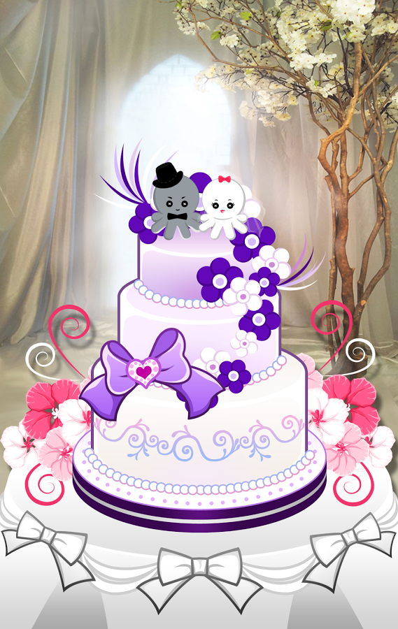 Wedding cake decoration app ranking and store data app annie junglespirit Image collections
