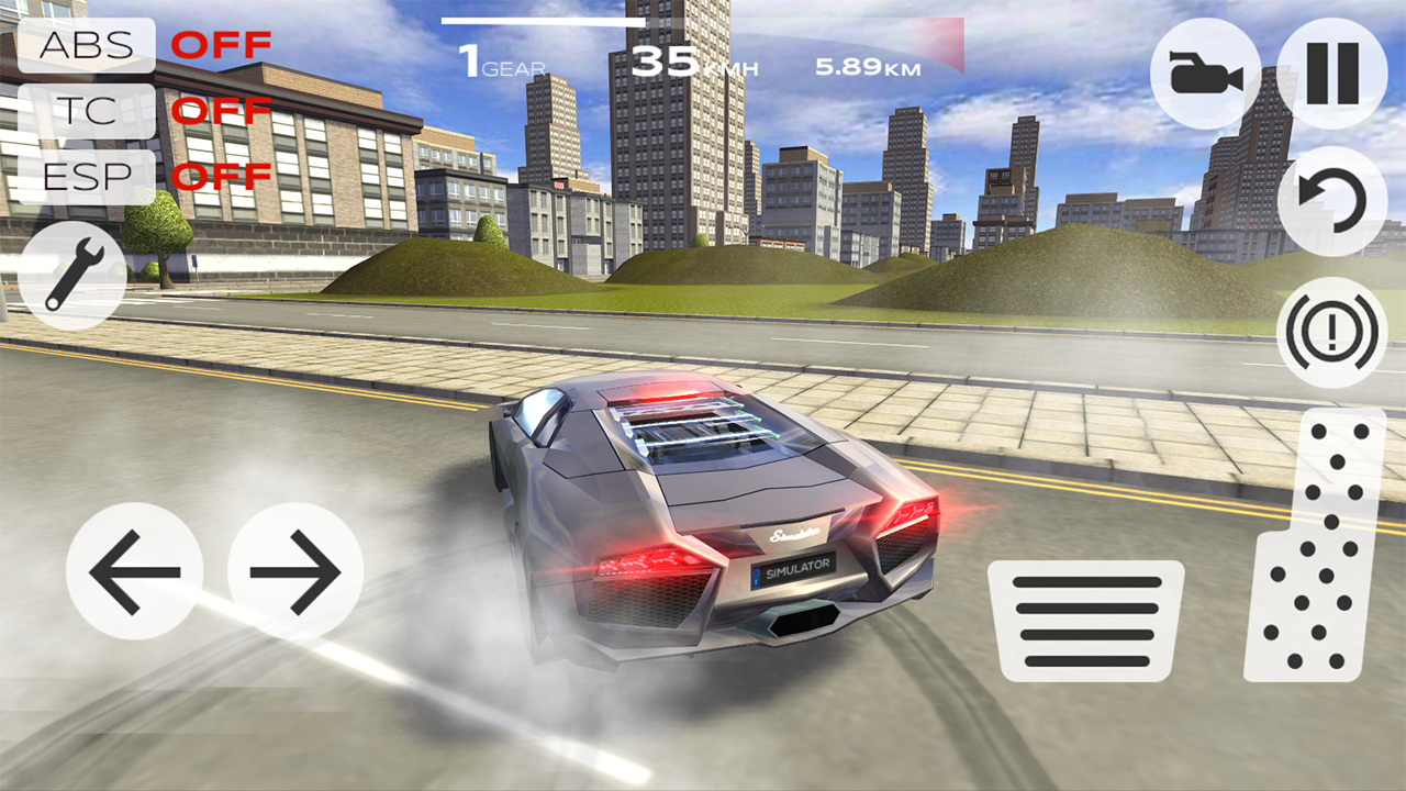 Extreme Car Driving Simulator App Ranking and Store Data | App Annie