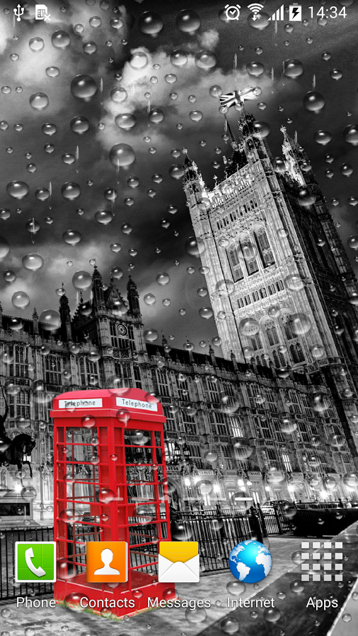 Rainy London Live Wallpaper App Ranking And Store Data App Annie