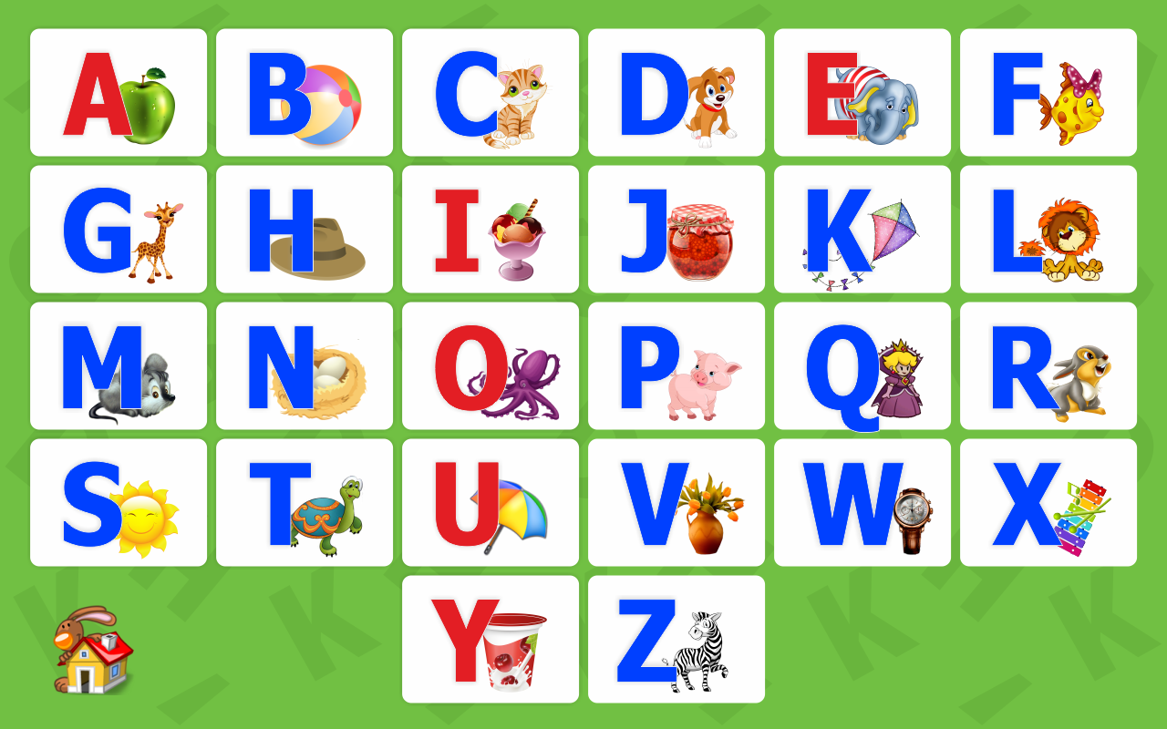 ABC-123 Game - Free Online Learning Game for Kids