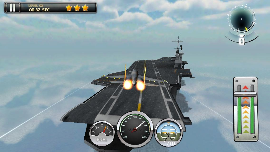 Jet Fighter Pilot Simulator Flying Games 2017 App Ranking and Store