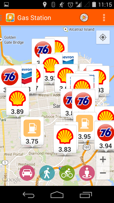 Gas Station Near Me App >> Find Cheap Gas Prices Near Me App Ranking And Store Data App Annie