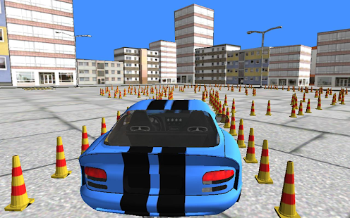 Super Sports Car Parking 3D App Ranking and Store Data | App