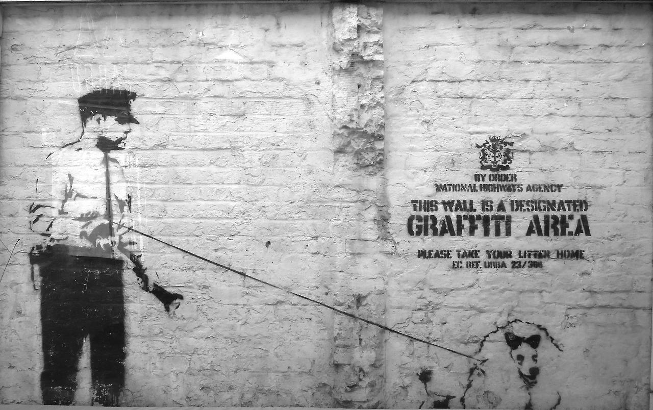Street Wall Art Black And White : Free wallpapers hd street art app ranking and store data