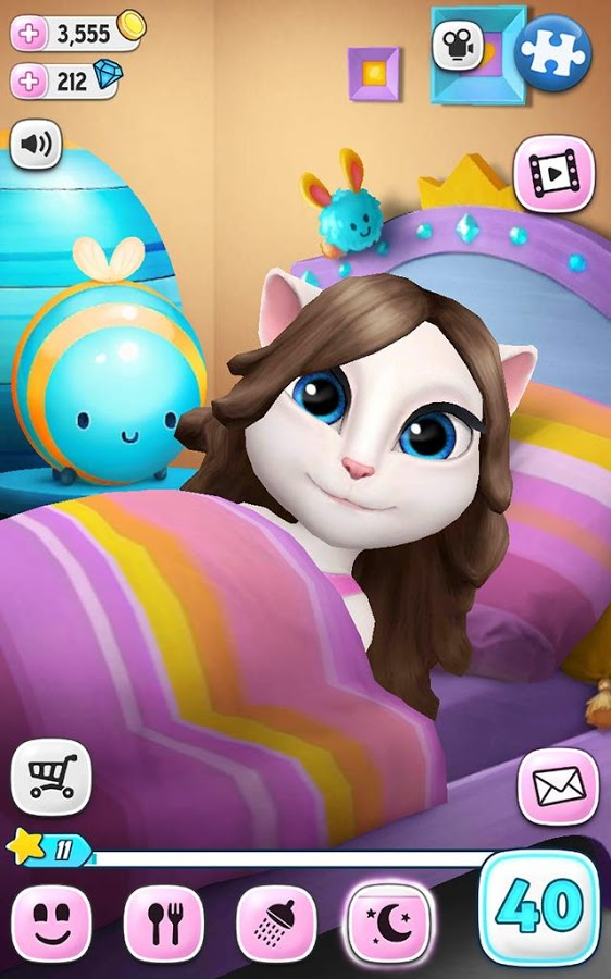 Play Store Game My Talking Angela