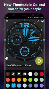 Watch Face -WatchMaker Premium for Android Wear OS App