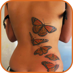 5e3f26f96 Butterfly Tattoo Designs App Ranking and Store Data   App Annie