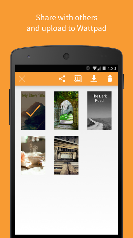 Wattpad Book Cover Editor App ~ Covers by wattpad app ranking and store data annie