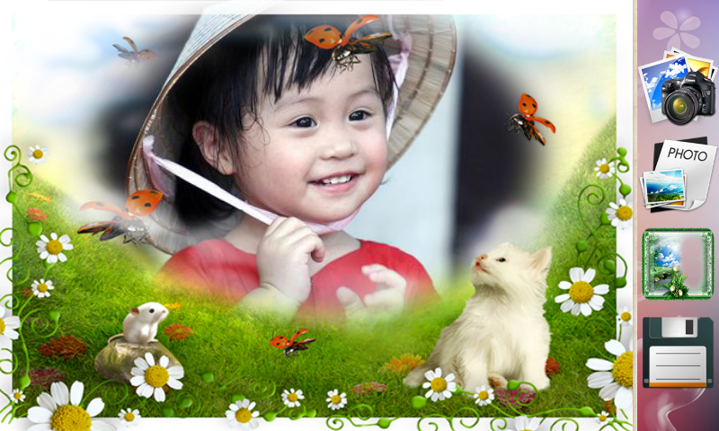 Photo frames software free download.