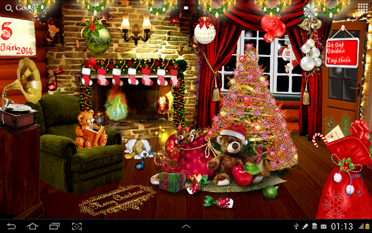 Free Christmas Themes For Android
