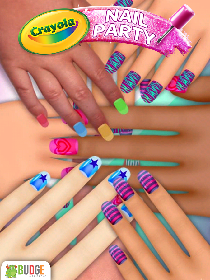 Make Your Own Nail Design Game