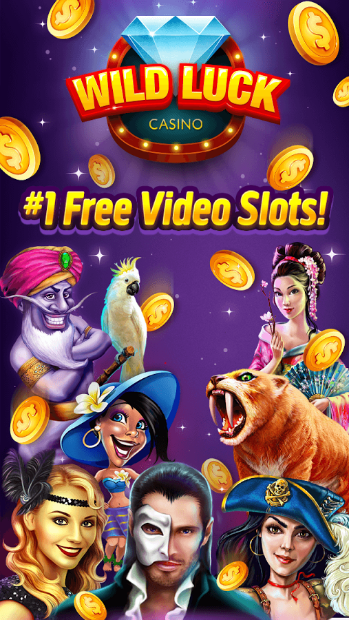 Free play video slots for fun