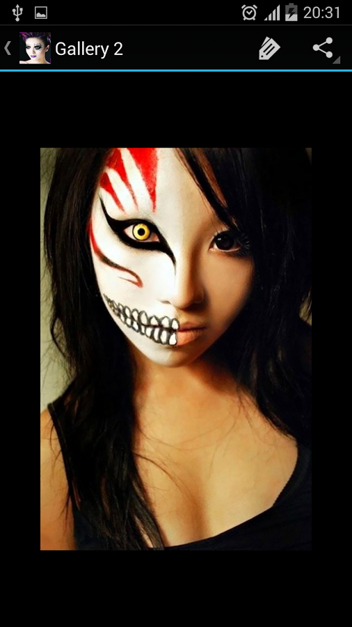 Halloween Makeup Easy Designs App Ranking and Store Data | App Annie